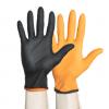 Black-Fire Nitrile Exam Gloves