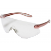 Outback Safety Eyewear - Clear Lens Gold Frame