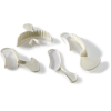 Sani-Trays Dual Arch Disposable Impression Trays