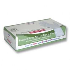 iSmile Powder Free Nitrile Exam Gloves