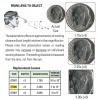 Binocular Headband Loupes Replacement Lens +8 Diopter