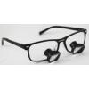 Feather Sight Loupes:  #TM1 Titanium Frame - TTL (2.5x Magnification)