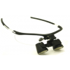 Feather Sight Loupes:  #FS1 Sport Frame - Flip-Up (3.5x Magnification)