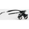 Feather Sight Loupes & Feather Light LED Combo:  #FS2 Sport Frame - Flip-Up (3.0x Magnification)