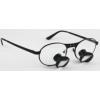 Feather Sight Loupes:  #TT2 Standard Frame - TTL (3.5x Magnification)
