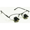 Feather Sight Loupes:  #TT3 Standard Frame - TTL (3.0x Magnification)