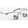 Feather Sight Loupes & Feather Light LED Combo:  #TM2 Titanium Frame - TTL (3.5x Magnification)