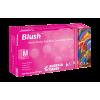 Blush PF Thin Nitrile Glove Textured