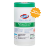Clorox Healthcare Hydrogen Peroxide Wipes