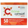 Citrine 5% Fluoride Varnish