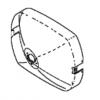 Lens Splash Shield Adec/Cascade